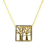 Tree Necklace -V53V54-G
