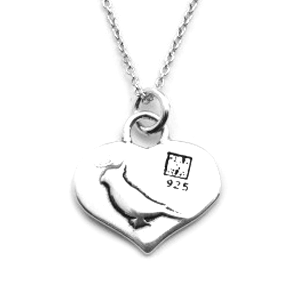 Angel Bird Necklace-W52 - Kevin N Anna