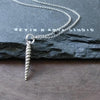 Unicorn Horn Necklace-C60 - Kevin N Anna