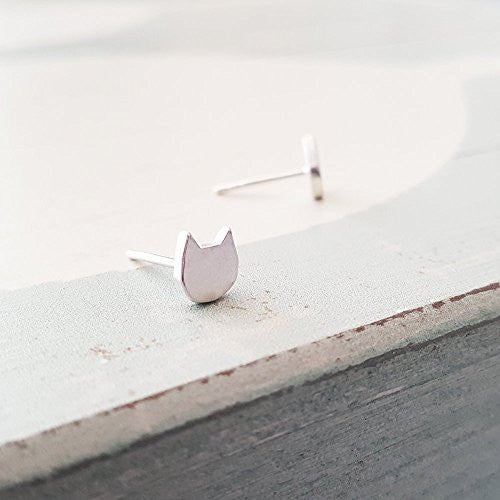 Cat Earrings-V15