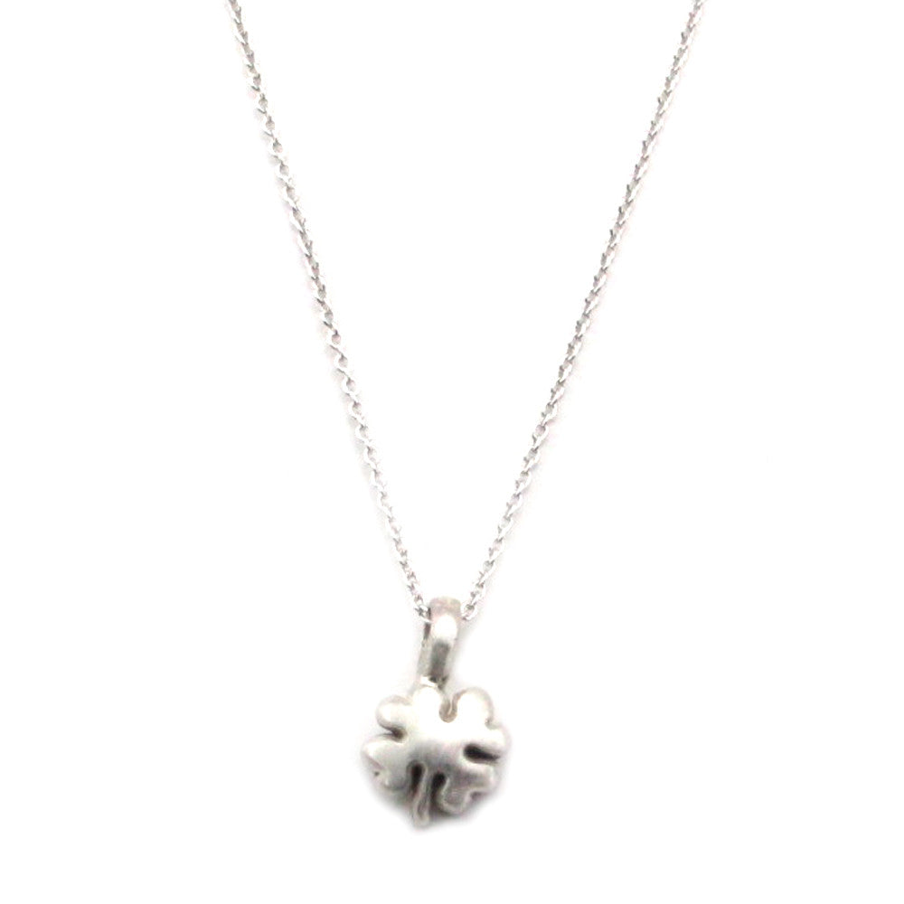Clover Necklace-ET08 - Kevin N Anna