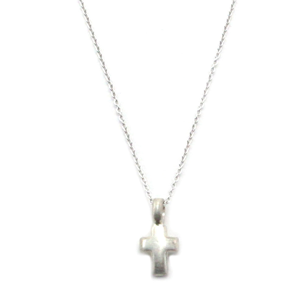 Cross Necklace-ET05 - Kevin N Anna