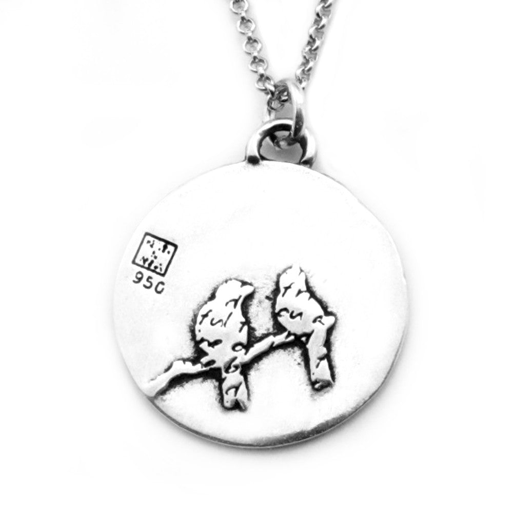 Birds Necklace (Friendship)-D04 - Kevin N Anna