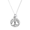Kissing Birds Necklace (Love)-D06SM - Kevin N Anna