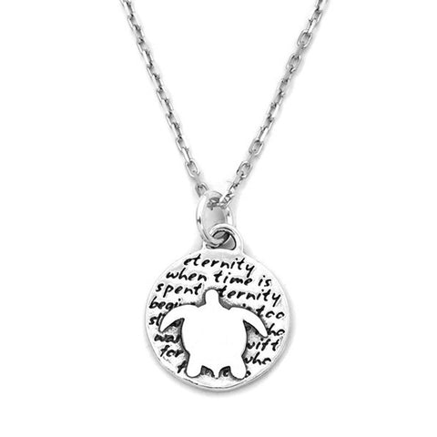 Rabbit Necklace (Family)-D82SM