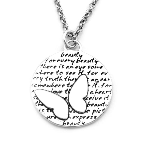 Paw Necklace (Rescue)-D58