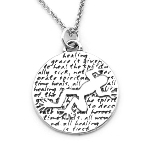 Peace Necklace (Peace)-D59