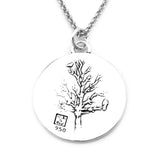 Tree Necklace (Tree of Life)-D41 - Kevin N Anna