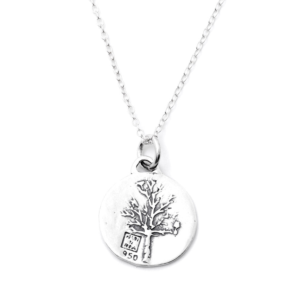 Tree Necklace (Tree of Life)-D41SM - Kevin N Anna