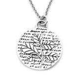 Foliage Necklace (Dream)-D51 - Kevin N Anna