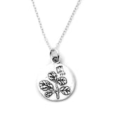 Foliage Necklace (Dream)-D51SM - Kevin N Anna