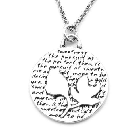 Horse Necklace (Success)-D02
