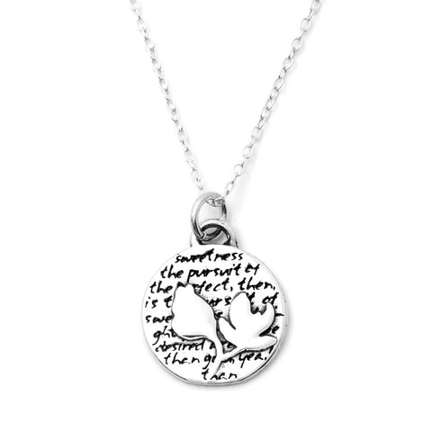 Sloth Necklace (Perseverance)-D108SM
