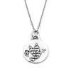 Dove Necklace (Peace)-D72SM - Kevin N Anna