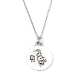 Monkey Necklace (Good Luck)-D73SM - Kevin N Anna