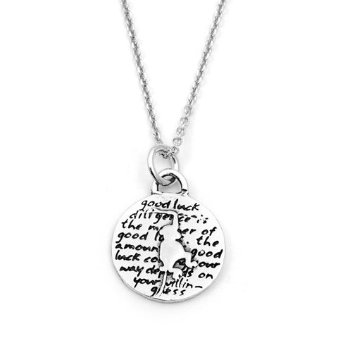 Birds Necklace (Friendship)-D04SM