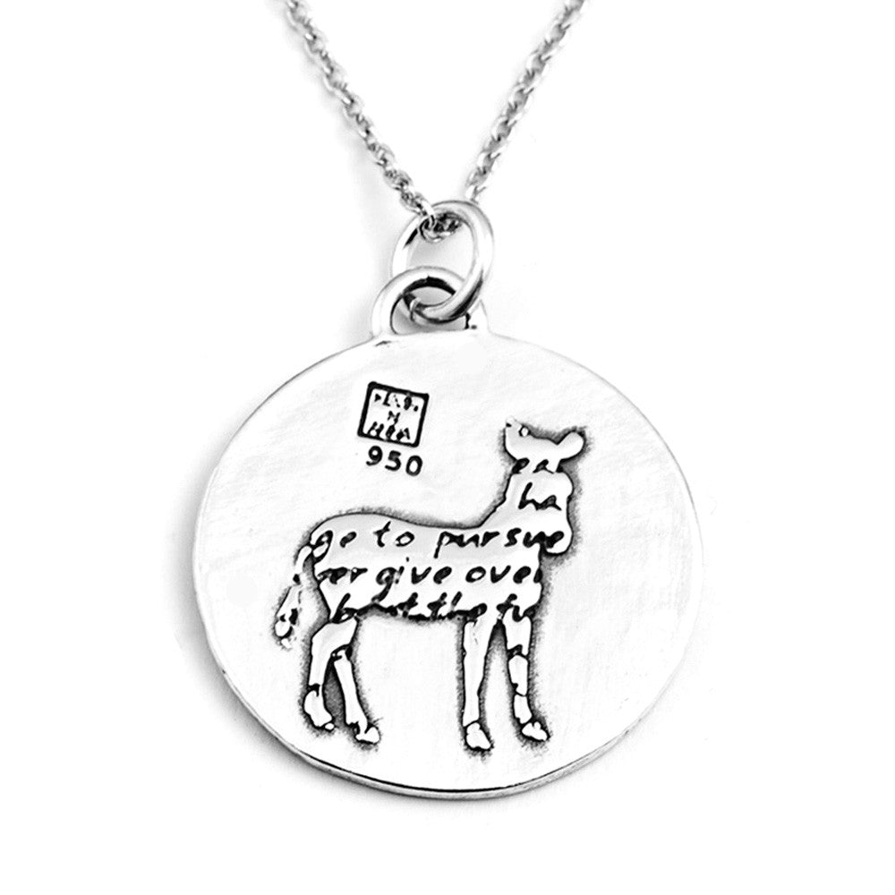 Donkey Necklace (Dream)-D78 - Kevin N Anna