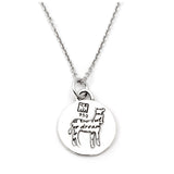 Donkey Necklace (Dream)-D78SM - Kevin N Anna