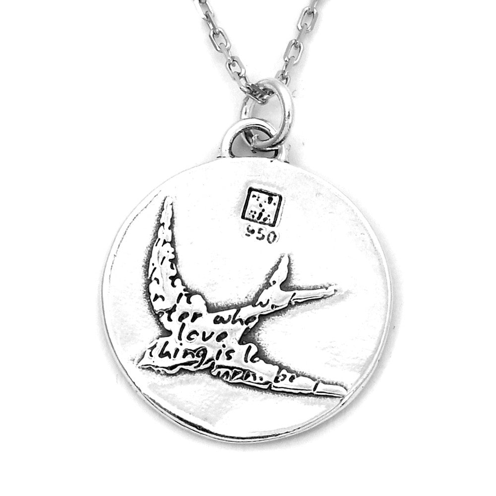 Sparrow Necklace (True Love)-D94 - Kevin N Anna