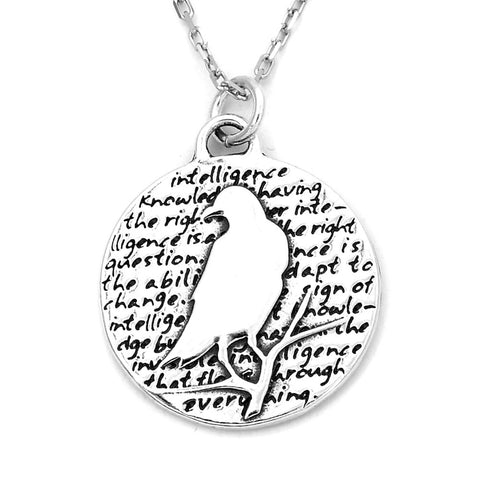 Dove Necklace (Peace)-D72