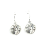 Disc Earrings-E65 - Kevin N Anna