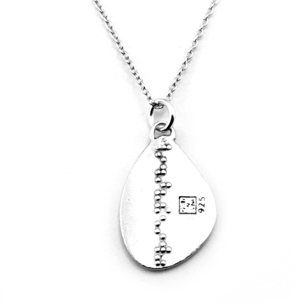 Friendship Braille Necklace-B24