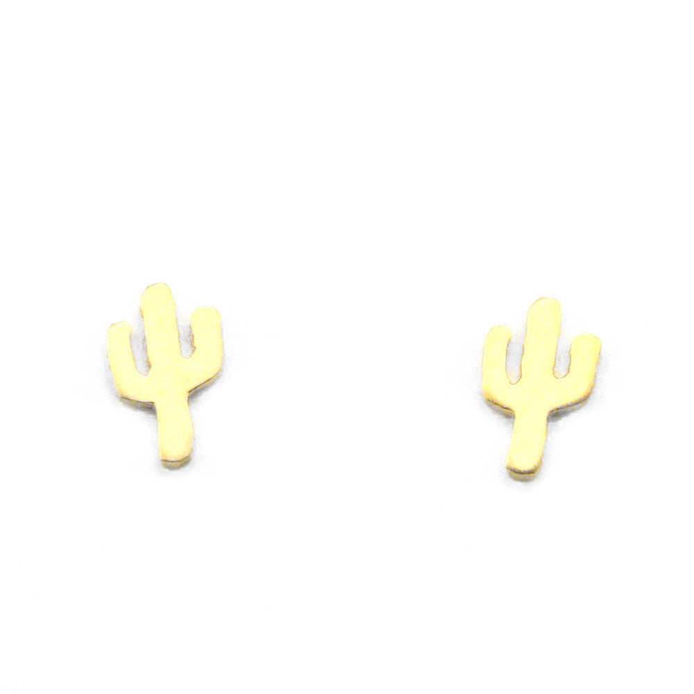 Cactus Earrings-FT54