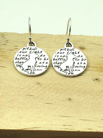Cat Earrings-T9902E
