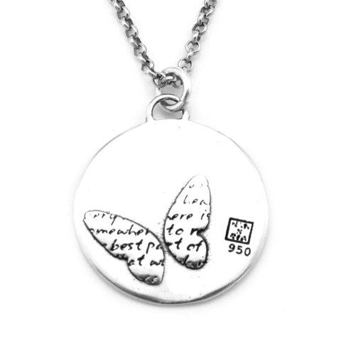 Butterfly Necklace (Beauty)-D10 - Kevin N Anna