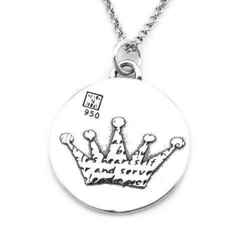 Crown Necklace (Royalty)-D32 - Kevin N Anna