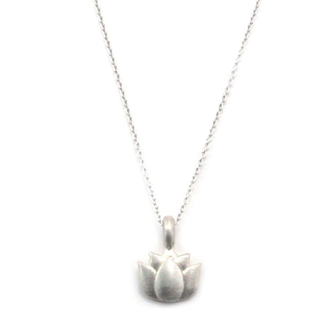 Origami Bear Necklace-C40