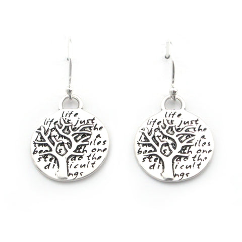 Heart Earrings (Love)-D40E