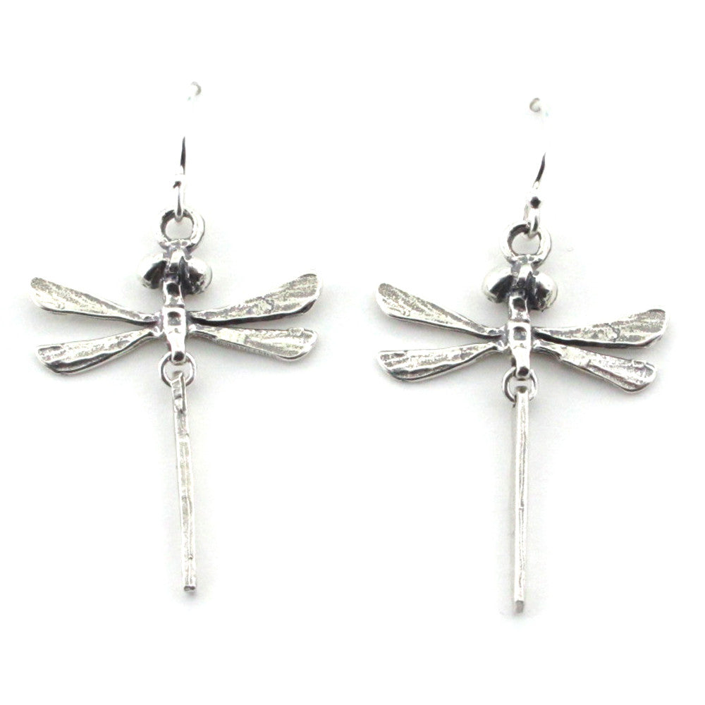 Dragonfly Earrings-S5051E - Kevin N Anna