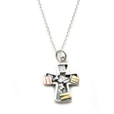 Cross Necklace-S9201 - Kevin N Anna