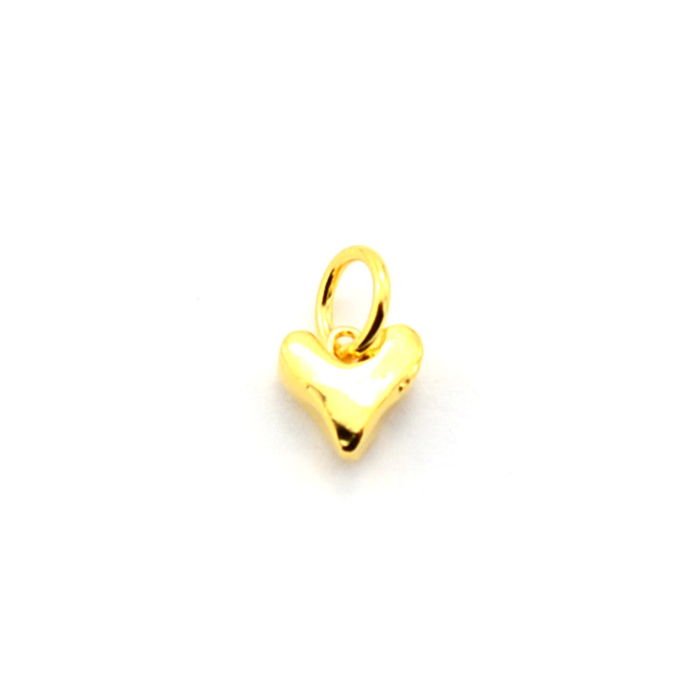 18k Gold Dipped Solid Silver Charm (Add On Charm) - Kevin N Anna