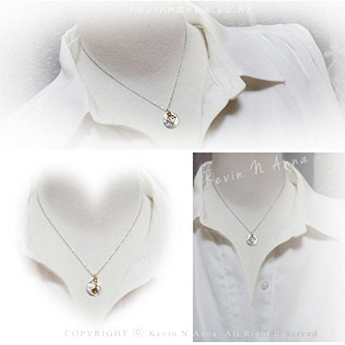 Birds Necklace-M01 - Kevin N Anna