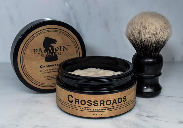 Crossroads™ Tallow Shaving Soap