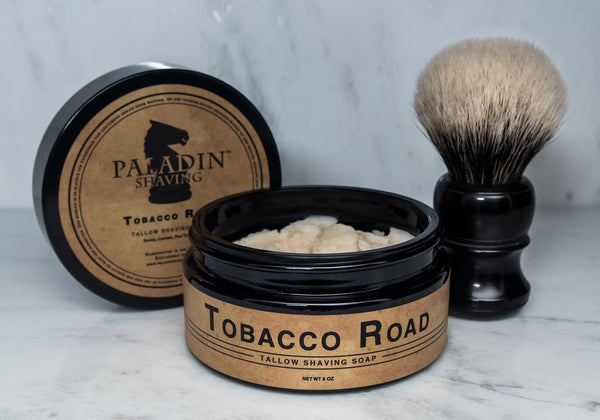 Tobacco Road™ Tallow Shaving Soap