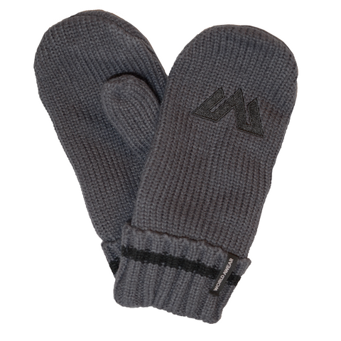 World Awear Mittens - Black