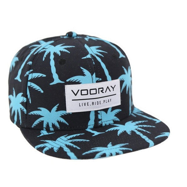 Vooray Palmer Snapback - Black