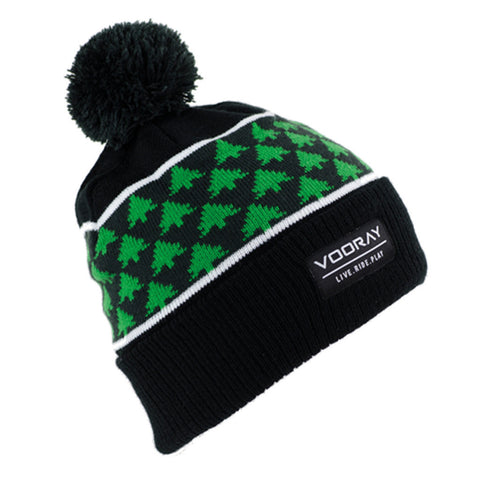 Vooray Pine Beanie - Black