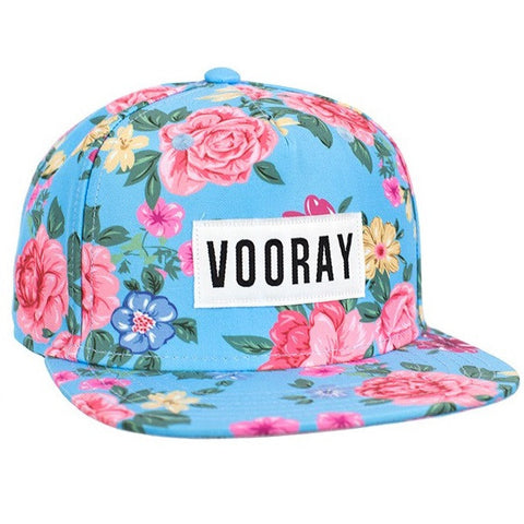 Vooray Macana Snapback - Light Blue