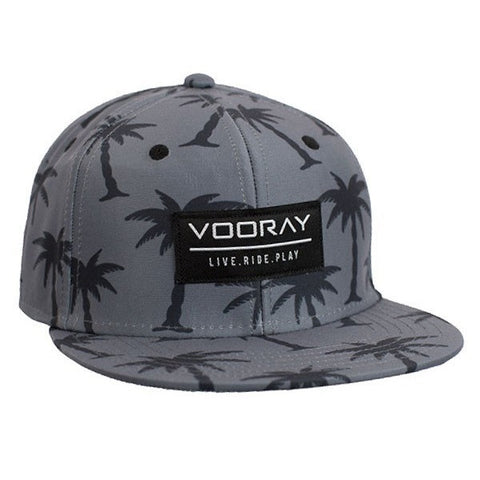 Vooray Palmer Snapback - Charcoal