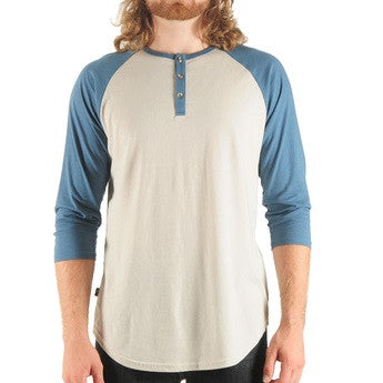 Sitka Abyss Henley - Real Teal