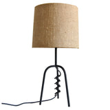 Peter Cotton Lug Table Lamp by Perpetua Furniture
