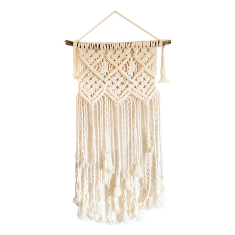 Macramé Cotton Wallhanging