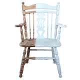 Vintage Wood Arm Chair