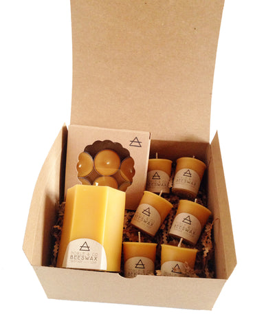 Beeswax Candle Box #2