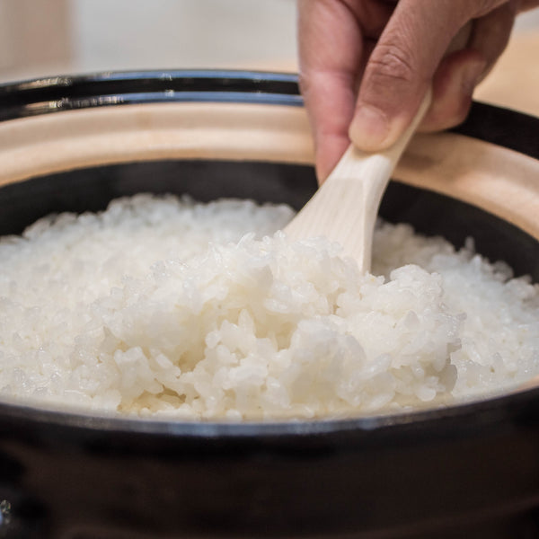 Kamado-san Rice Making Demonstration on Sunday, September 23, 2018!