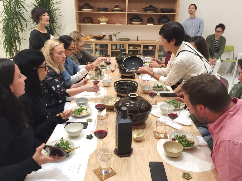 New Donabe Cooking Class Schedule for December